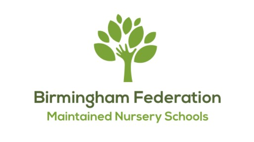 Birmingham Federation of Maintained Nursery Schools logo